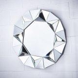 4mm ontruimen Spiegel van /Color van de Spiegel van de Spiegel van het Aluminium van de Vlotter 3D Zilveren