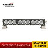 Multi LEIDENE van de Kleur 90W CREE Lichte Staaf IP68 voor Vrachtwagens