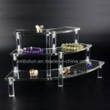 Étalage acrylique promotionnel de bijou de fournisseur de la Chine pour la mémoire