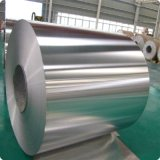 Bobina de aluminio revestida colorida para el de ultramar