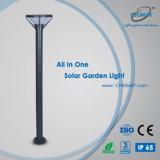 4W Luz Solar para jardim com bateria de lítio