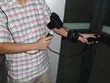 Beweglicher Handgelenk-Tierarzt-/Tierarzt-Ultraschall-Scanner für Tierschwangerschaft-Gerät (HV-2)