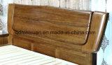 固体木のベッドの現代ベッド(M-X2834)