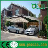 Techo de policarbonato Carports/ Coche Shletes personalizado para uno y dos coches
