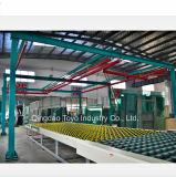 Портал рамы вакуумный присос стекла в производственной линии