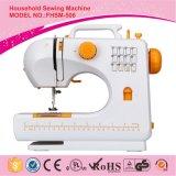 (FHSM-506) Mini machine à coudre d'Overlock de textile de tissu électrique de machine pour le ménage