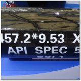 가스와 기름 Pipeine를 위한 API5l X52 X70 X80 강관