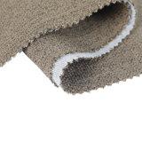 Meubles de toile de lin en polyester pour un canapé-Home Textile Matériau en tissu