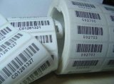 Código de barras etiquetas autoadesivas e adesivos