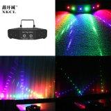 Licht van de Laser van de Controle van het Effect van de LEIDENE het Kleurrijke Disco KTV van Zes Ogen Lichte Correcte