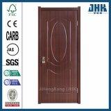 Salle de bains de pivotement de l'intérieur PVC PVC Plstico Puerta jambage de porte
