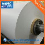 RoHSの証明書のオフセット印刷のための不透明で白いマットPVCロール