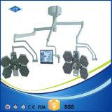Lampada Shadowless di di gestione del fiore LED con la macchina fotografica