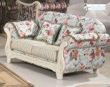 Sofa royal de tissu de type pour les meubles de salle de séjour (138)