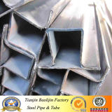 Pipe en acier recuite noire à faible teneur en carbone de guichet de Q195 Ltz