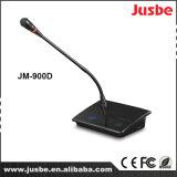 UHFdrahtloser Gooseneck-Kondensator-Tischplattenmikrofon verwendet im Konferenzsaal