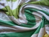 Tela de seda de Jersey da caxemira