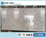 テーブルの上の装飾の物質的な台所カウンタートップの建物Materailsのための設計された水晶石の固体表面
