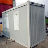 Camera prefabbricata del contenitore della prova di calore del blocco per grafici d'acciaio