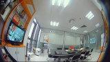 Купол Fisheye камера IP 360 градусов с объективом Fisheye