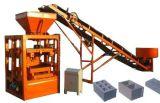 Máquina de bloco, máquina de tijolos, planta de bloco (QT4-24)
