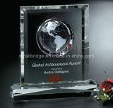 Premio al éxito del vidrio cristalino