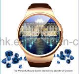 Le téléphone de la montre 2017 intelligent le plus neuf avec la fréquence cardiaque contrôlant K18
