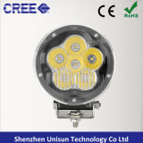 Heavy Duty 5inch 60W hors route 4X4 LED Auto Spotlight