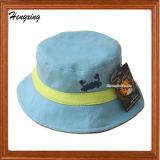 로고를 가진 검사된 물통 모자 물통 모자