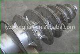 Lw550*1900大きい生産のパーム油の水平のタイプ螺線形の排出のデカンターの分離器