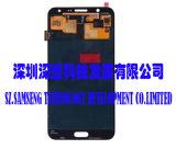 Экран LCD касания мобильного телефона для индикации жидкостного кристалла галактики J7 Samsung