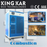2017 neuer Hho Gas-Generator im Dampfkessel (Kingkar5000)