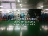 Het mobiele LCD van de Vervanging van de Telefoon Scherm voor de Melkweg van Samsung S4