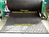 De antislip Dierlijke Mat van de Vloer van de Koe van het Paard Rubber met de Toevoeging van de Stof