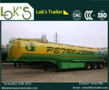 Tri-Axle полуприцепа топливозаправщика топлива (46000 ЛИТРОВ)