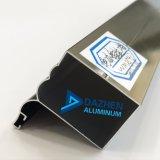 알루미늄 보호막 문 단면도 알루미늄 밀어남 제품