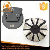 3-дюймовый Diamond металла абразивные бетонный пол диск с отверстиями с ловушек для резервного копирования