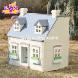 새로운 디자인 아이들 단단한 나무 Victorian 인형 집 W06A236
