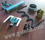 Машина-Coiling CNC Spring 0.6-2.5mm, Bending, Punching, Cutting, Extension, Forming Spring Machine