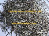 La fibre en acier inoxydable