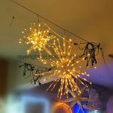 Flocon de neige neuf d'étincelle de la décoration DEL pour des lumières de vacances