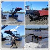 カッターの吸引の浚渫機、販売のための砂の浚渫機
