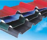 Folha ondulada do PVC (KCC-PVC001)
