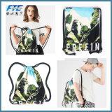 ポリエステルドローストリング袋のカスタムバックパック袋