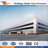 Facile assembler la construction de construction de structure métallique