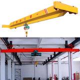 Einzelner Träger-obenliegender bewegender Brückenkran (LDA)