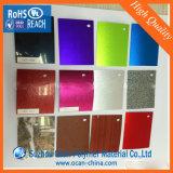 박판은 다채로운 엄밀한 PVC 장 드럼 포장을%s 번쩍였다