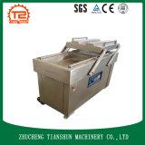 Machine à emballer de vide de poulet avec la double chambre Dz-500X