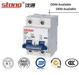 Воздушный выключатель высокого качества Stcb3 2p миниый
