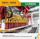 Máquina de corte de plantas AAC, máquina de bloco de concreto leve